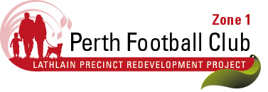 Perth Football Club Zone Logo